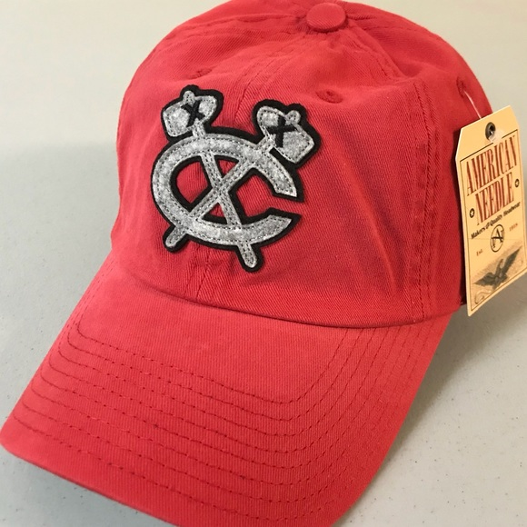ac93cfe93e1 Chicago Blackhawks Luther Hat